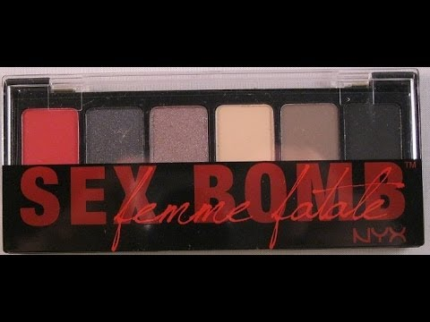 nyx sex bomb palette review in Sutton Coldfield
