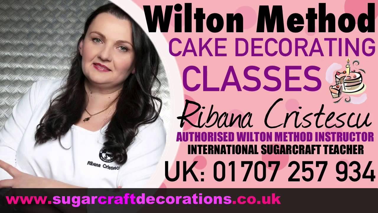 Wilton Cake Decorating Classes Hertfordshire Wilton