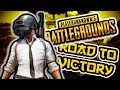 PUBG - Road To Victory ep.1