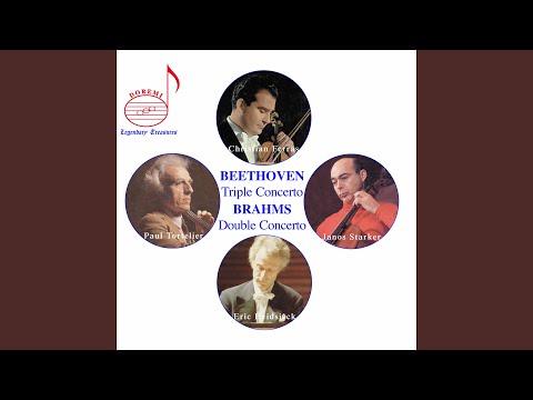 Triple Concerto for Violin, Cello & Piano in C Major, Op. 56: III. Rondo alla polacca (Live)