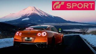 Gran Turismo Sport - Геймплейный Трейлер [PS4]