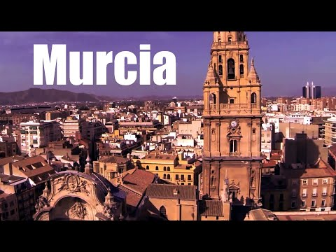 🇪🇸 Murcia, Spain - tourist attractions and vacation ideas