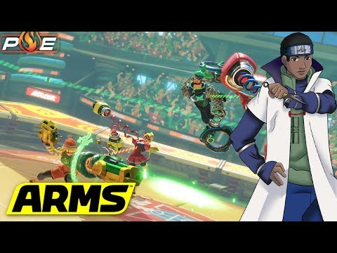 Come Catch These ARMS #3 | PE ARENA! (Replay)