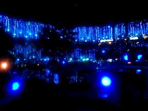 Trinoma Merry Musical Lights Show
