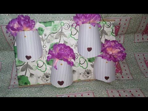 how to make flower frame at home deewar ko Sundar banane ke liye frame kaise banaen