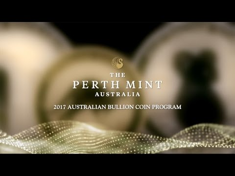 Perth Mint unveils Australia's 2017 bullion coin program