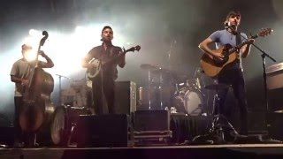 "The Avett Brothers - ""Shame""  McDowell Mountain Music Festival"