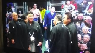 横綱全員が1敗しており、綱取りの大関「琴奨菊」全勝で迎えた春場所5日...