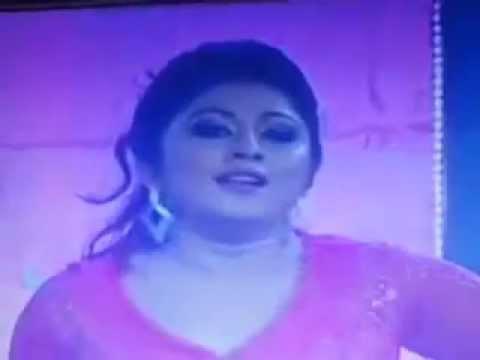 MALLU SERIAL ACTRESS ARCHANA SUSHEELAN HOT BOUNCY BOOBS | ASINANET TELEVISION AWARDS