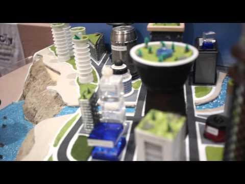 Future City Build the Model Video