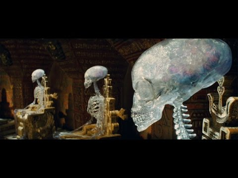#1ViralVids : The Mystery of Thirteen Crystal Skulls Explained : Top Scary Mysteries of the World