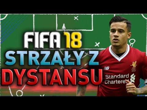 FIFA 18 - Sekretny strzał z dystansu! - Nauka gry #4