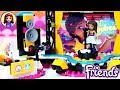 Heartlake City's Got Talent! Lego Friends Andrea's Talent Show Build Review Silly Play