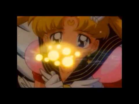 Sailor Moon - Young and Beautiful AMV
