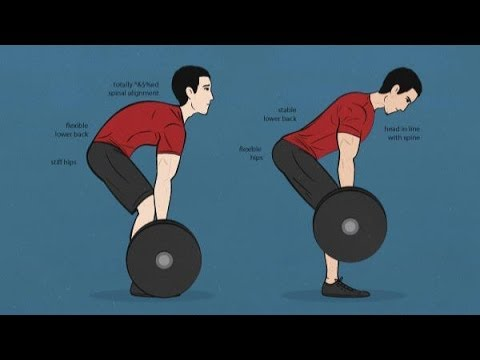 Nothing Uglier Than Bad Deadlift Form Youtube