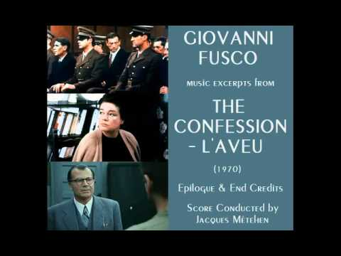 Giovanni Fusco: music from The Confession - L'aveu (1970)