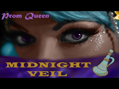 Prom Queen's 'MIDNIGHT VEIL' (full video-album)