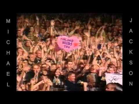 Michael Jackson History World Tour - Finland, Helsinki