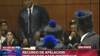 Conflicto del Ministerio Público con abogados de Temístocles Montás