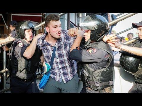 Суды над протестовавшими