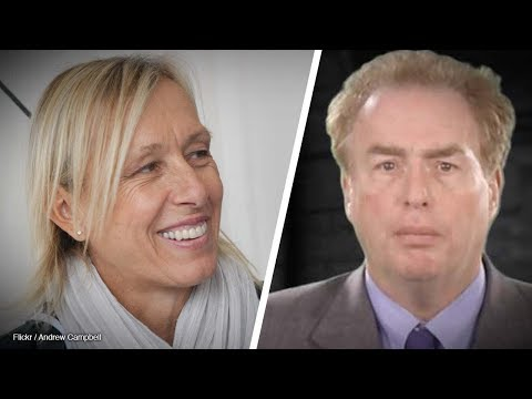"""Navratilova ousted from LGBTQ Athletes Ally group for offending """"T's"""" 