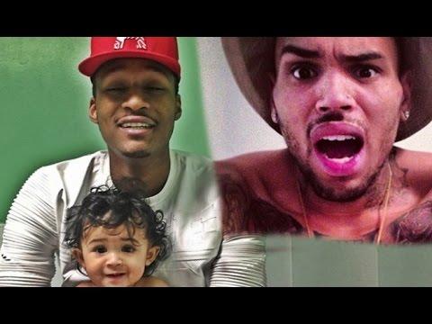 Chris Brown's Daughter