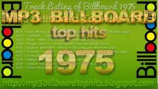 mp3 BILLBOARD 1975 TOP Hits BILLBOARD 1975 mp3