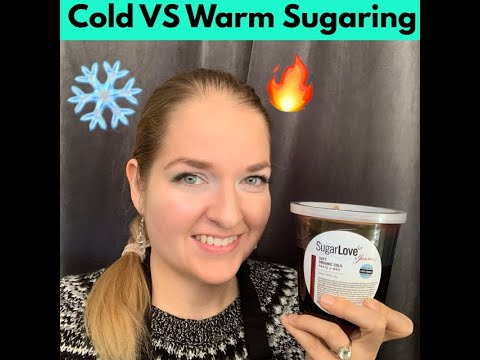Professional Sugaring: Cold vs Warm Sugaring  Training Esthetician Class