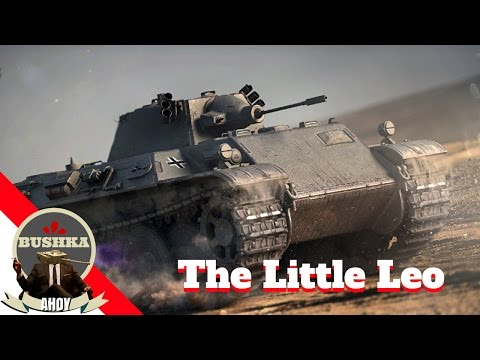 The Little Leopard World of Tanks Blitz