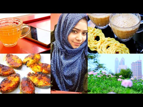 A Day In My Life / Fish Fry / Malabar Kadumbu Recipe/Tamil Youtubers In UAE / Fish Curry Recipe