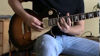 Faith No More - Easy guitar solo - lesson - tab