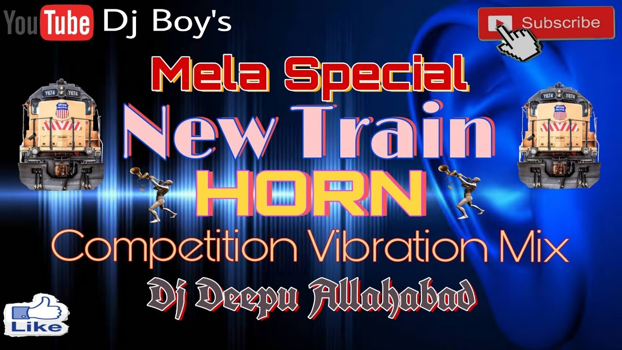 New Train Horn Competition Beat || Mela Special || Full