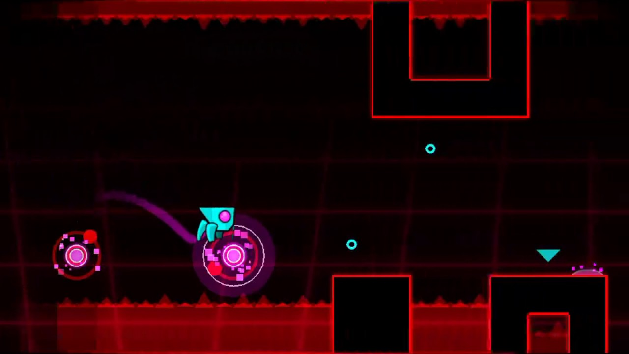 Geometry dash world the vault of secrets the challenge for Vault of secrets