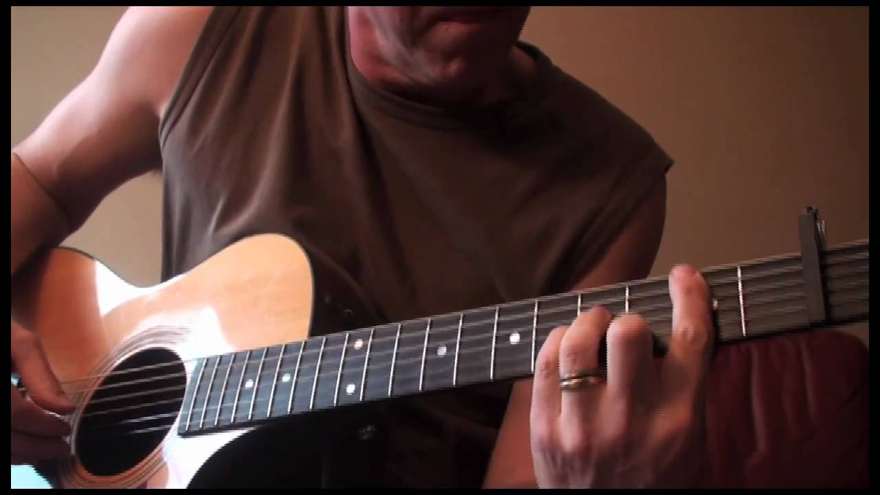 Scatterlings Of Africa Guitar Chords 2011 Youtube