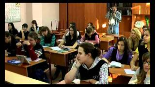 9 класс на уроке физики 06.12.2010