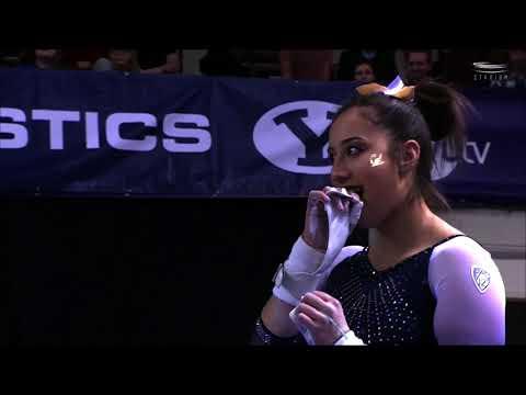 College Gymnastics - 2018-01-12 - BYU vs California