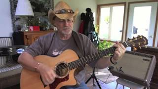 1333 -  Nobody Wins -  Radney Foster cover with guitar chords and lyrics