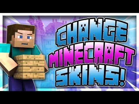 how-to-change-your-minecraft-skin!-|-minecraft-1.14-|-(working-2019!)