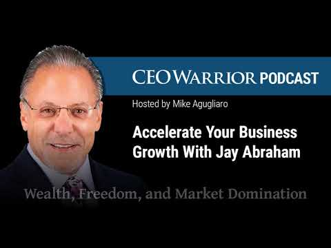 Jay Abraham on the Future of Service