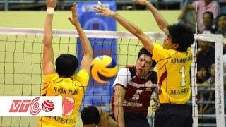 Maseco TP HCM vs Sanest Khánh Hòa: Chung kết nghẹt thở | VTC