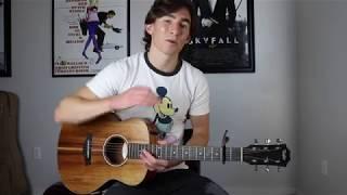 5 Seconds of Summer - Valentine - Guitar Tutorial