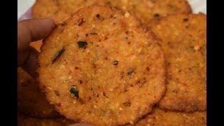 Nippattu ನಿಪ್ಪಟ್ಟು / Rice Crackers (crispy and crunchy) / Thattai / Chekkalu Recipes