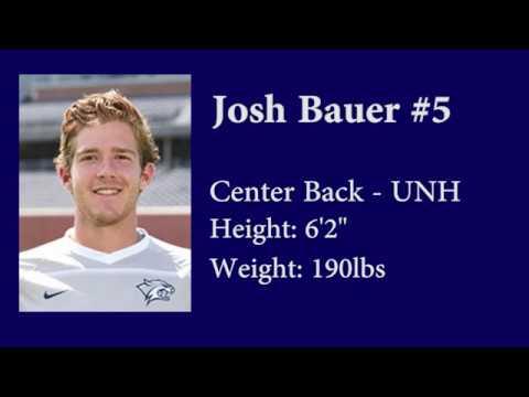 Josh Bauer - Freshman/Sophomore (2017-2018) UNH Extended Highlights