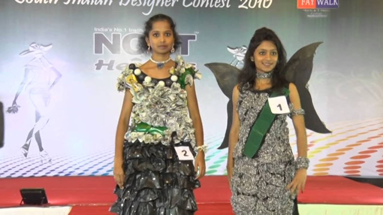 Csi Bishop College Fashion Catwalk Team 1 Ncft Heights Fashion Contest 2016 Youtube