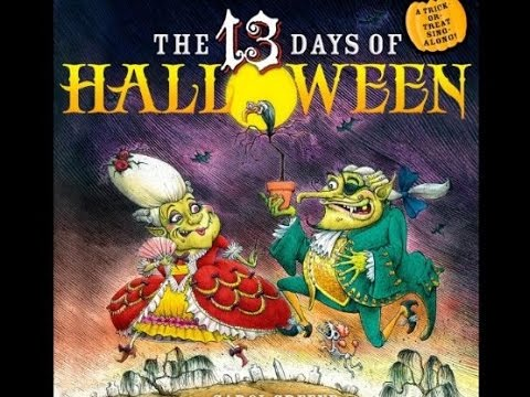THE 13 DAYS OF HALLOWEEN Childrens Read Aloud