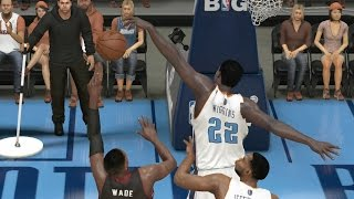 Andrew Wiggins Playoffs Round 3 Game 4 vs. Heat - NBA 2K14 MyCareer Andrew Wiggins