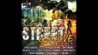 Street Groove Riddim Jugglin