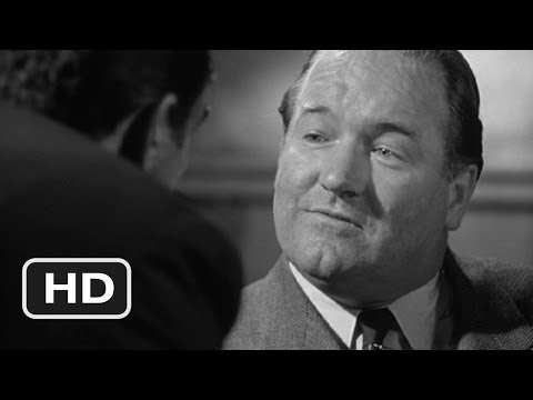 The Asphalt Jungle (7/10) Movie CLIP - Out for Blood (1950) HD