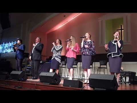 The Collingsworth Family sings Youre About to Climb