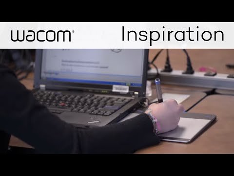 Educator Randy Brown Takes His Classroom Paperless With Wacom